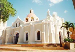 Santuario de Nuestra Señora de las Mercedes Santo Cerro (La Vega)