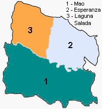 Municipios de Valverde