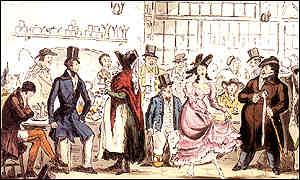 La primera casa de café surgió en 1683