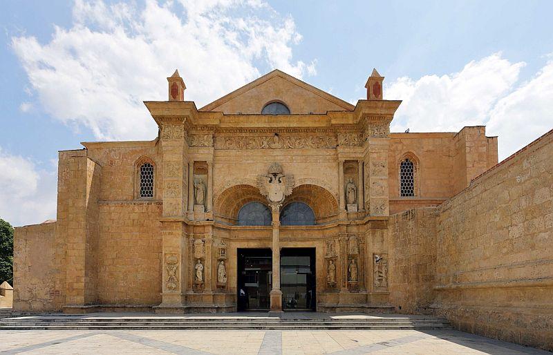 Catedral de Santa María la Menor, Santo Domingo, 1519–1541